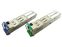 TX-1310/RX-1550 nm,TX-1550/RX-1310 nm Single-mode SFP Bi-Direction Module